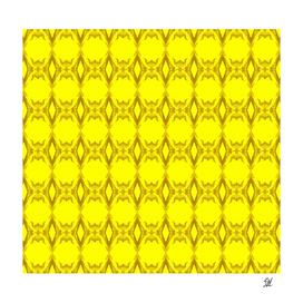 Yoruba Yellow Diamonds ~ Detail