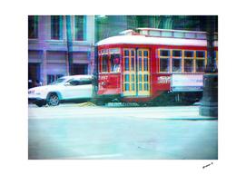 Streetcar on Canal Street