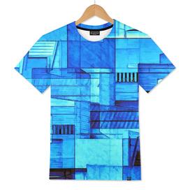 Blue Architectural, pt. 4