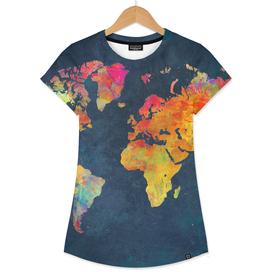 world map 3