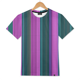 neon patterned stripes