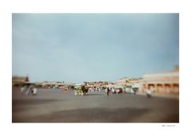 Marrakech, Morocco original film scan