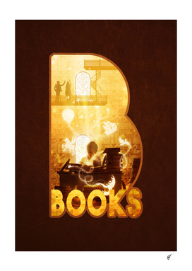 B for Books