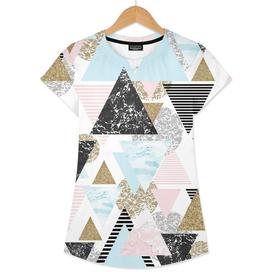 Textures triangles & circles