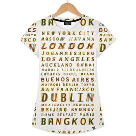 Travel World Cities
