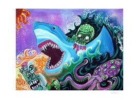 Zombie Handfishin