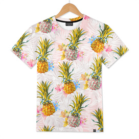 Love for the tropical pineapple