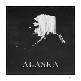 Alaska - Chalk