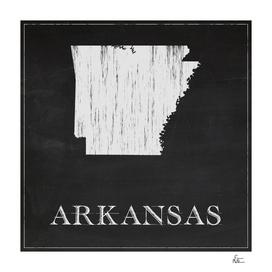 Arkansas - Chalk