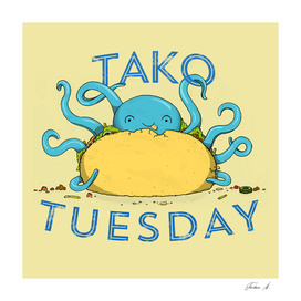 Tako Tuesdays