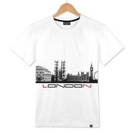London skyline 3