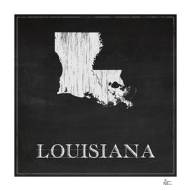 Louisiana - Chalk