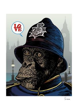 Gorilla Police