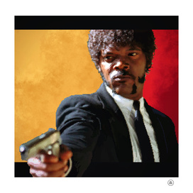 Jules - Pulp Fiction