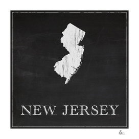 New Jersey - Chalk