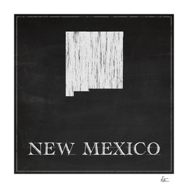 New Mexico - Chalk
