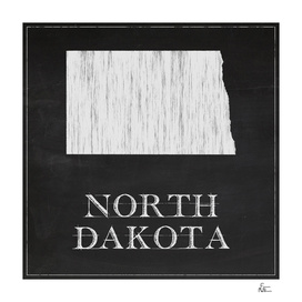 North Dakota - Chalk