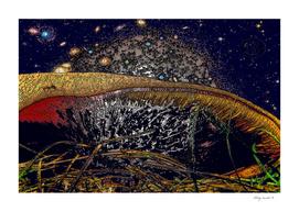 Mushroom ant and Big Bang by Banstolac