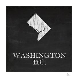 Washington DC - Chalk