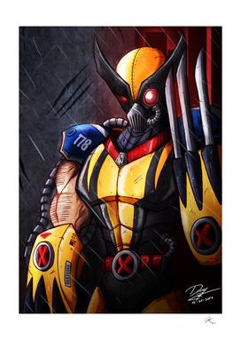 Cyber Wolverine
