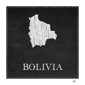 Bolivia - Chalk