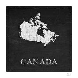 Canada - Chalk