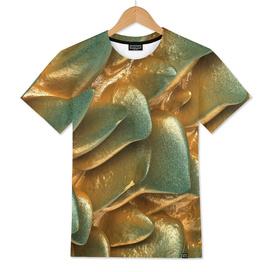 Green Gold Rock