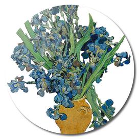 Grunge Iris