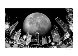 Chicago Big Moon