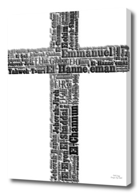Names of God Cross