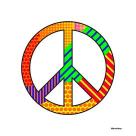 Peace – PoP Art