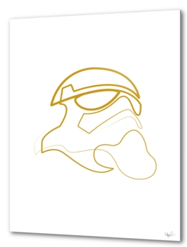 Gold trooper 1-01