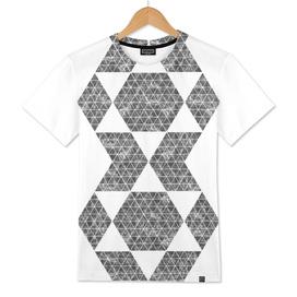 Abstract Geometric | retro style no. 5