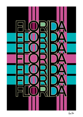 Text Art FLORIDA | no. 1