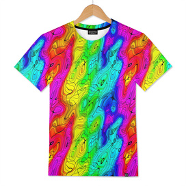 Rainbow Swirls 1