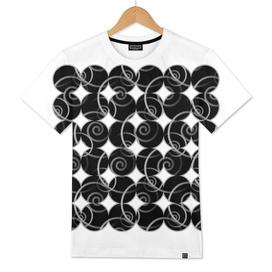Abstract Circles | spiral pattern no. 8