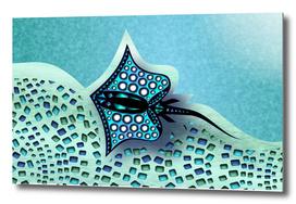 mosaic stingray 105