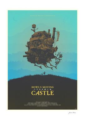 Spirit of the Demon - Howl's Moving Castle