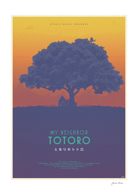 Spirit of the Tree - My Neighbor Totoro