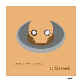Blitzcrank - Golem de vapeur