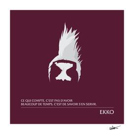Ekko - Fractureur du temps