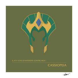 Cassiopeia - Étreinte du serpent
