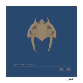 Quinn - Ailes de Demacia