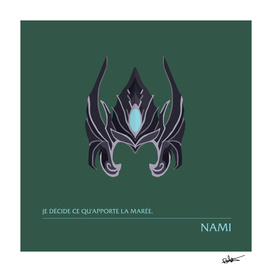 Nami - Aquamancienne