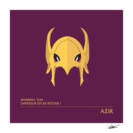 Azir - Empereur des sables