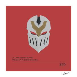 Zed - Maître des ombres