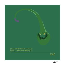 Zac - Arme secrète