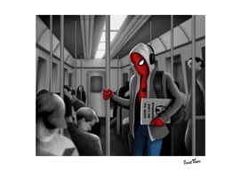 Spider Subway
