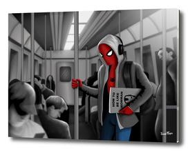 Spider Subway