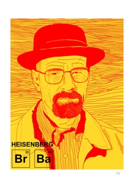 Walter White/Heisenberg
